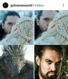 52 Trendy games of thrones funny humor fandoms Dessin Game Of Thrones, Arte Game Of Thrones, Game Of Thrones Meme, Game Of Thrones Books, Game Of Thrones Khaleesi, Got Memes, Funny Memes, Hilarious, Game Of Thrones Wallpaper