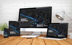 Start-up : pourquoi confier votre site internet à un pro ? - DigiTechnologie Basic Website, Create Website, Website Web, Family Office, Business Angel, Community Jobs, Online Campaign, Portfolio Site, Seo Optimization