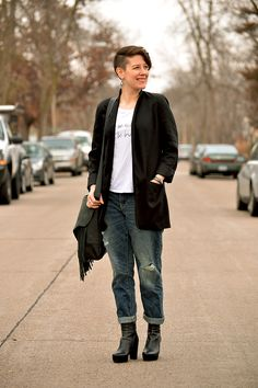 Dressed for: Pre-winter - Already Pretty | Where style meets body image