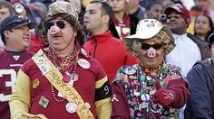 Washington #Redskins Hogettes.