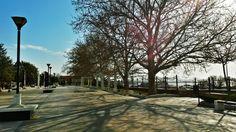 Alexandroupolis , Evros , Greece Greece, Landscapes, Sidewalk, Island, Places, Europe, Photos, Greece Country, Paisajes