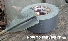 37 Survival Tools and Hacks
