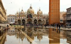 Piazza San Marco, Venice, Italy. I will always love this place.