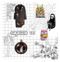 """Unbeliver"" by laura-ersek ❤ liked on Polyvore featuring Dolce&Gabbana and Jeremy Scott"
