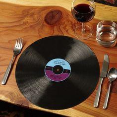 Jogo Americano - Discos De Vinil