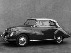 Dkw 3=6 Sonderklasse Limousine Spezial F91 195