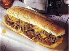 Best Ever Philly Steak And Cheese