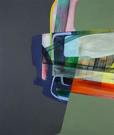Nick Lamia Artist untitled - 28 x 24 inches - oil on canvas - 2008
