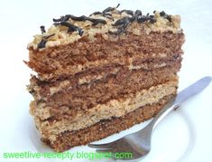 .. z lásky k vareniu ...: Perníkové karamelové rezy Nutella, Tiramisu, Tea Time, Cake Recipes, Food And Drink, Sweets, Ethnic Recipes, Gardening, Cakes