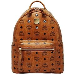 http://www.vougers.com/mcm-four-studs-leather-small-backpack-in-brown-p-984.html MCM Four Studs Leather Small Backpack in Brown $149.99 Save: 70% off