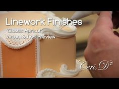 ▶ Linework Finishes | Classic Apricot Virtual School Preview - YouTube