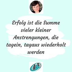 Welches Erfolgserlebnis hattest Du heute? ______________________________________ #coaching #coach #lifecoaching #lifecoach #beratung #systemischeberatung #systemischescoaching #praxisandelic #zitat #motivation #quotes Systemisches Coaching, Ecards, Motivation, Memes, Quotes, Movie Posters, Self Confidence, Self Awareness, Good Habits