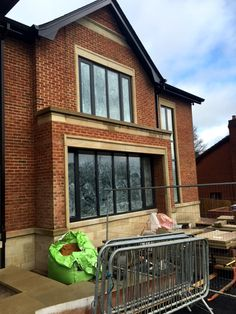 sandstone window surrounds