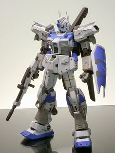 1/144 Wagtail Type G - Custom Build - Gundam Kits Collection News and Reviews