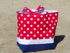 Large Beach Bag - Tote Bag