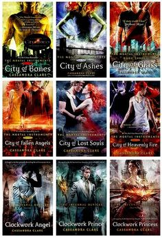 Image result for cassandra clare books