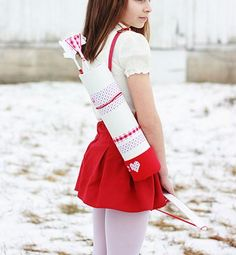 Disfraz De Cupido Para Día De San Valentín