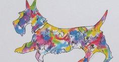 Dog Art ideas on Pinterest | Dog Art, Dog Paintings and Pet Portraits