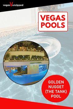 Golden Nugget (The Tank) Pool! Pools backyard, Pools ideas, Pools landscaping, P. Best Pools In Vegas, Vegas Pools, Backyard Pools, Pool Landscaping, Indoor Pools, Las Vegas Tips, Las Vegas Vacation, Las Vegas Restaurants, Las Vegas Hotels
