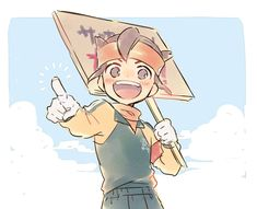 Image Anime Chibi, Anime Art, Manga Anime, Evans, Inazuma Eleven Go, Boy Art, Cartoon Wallpaper, Pretty And Cute, Concept Art