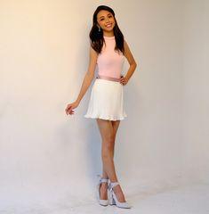 Filipina Actress, Lucky 7, Star Magic, Arab Fashion, Talent Show, Debut Album, Dress Making, Maya, Ballet Skirt