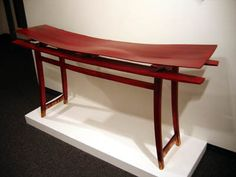 The Hank Gilpin show at Gallery NAGA in Boston (Oct 9 to Nov demonstrates why he is one of the great furniture makers in the country. Studio Furniture, Table Furniture, Wood Art, Entryway Tables, Woodworking, Google Search, Gallery, Home Decor, Drawing Lessons