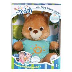 My Friend Teddy interactive Smart Bear $39.99 shipped