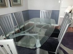 Dining Room Table (6) Chairs, Best Offer - $275 (East Memphis)