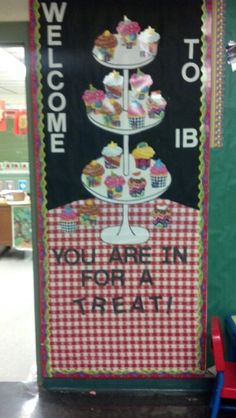 First grade bulletin board