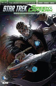 Star Trek/Green Lantern #4 (of 6)