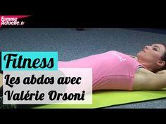 Abdos : le cours en vidéo de Valérie Orsoni - YouTube