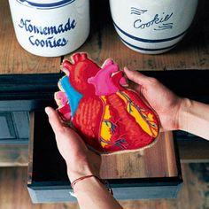 Heart cookie // cookieboy