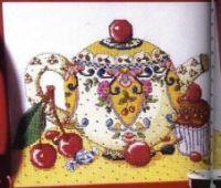 "Gallery.ru / Olsha - Album ""Tea and cherry"""