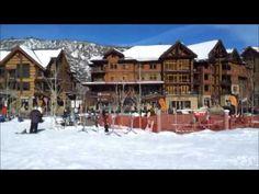 Capitol Peak Lodge Snowmass skiing holidays luxury ski in ski out apartments Aspen USA