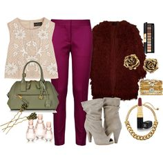 Mulberry Moment by ellary-branden on Polyvore featuring Needle & Thread, Isabel Marant, STELLA McCARTNEY, Marc Jacobs, Tiffany & Co., Kate Spade, Accessorize, Yves Saint Laurent, Chanel and GUESS