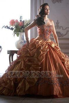 Prom Ball Gowns - Prom Dresses at IZIDRESSES.com