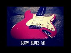 The Slowest Blues Jam Blue Jam, Scale Map, Blues Scale, Major Scale, Backing Tracks, Guitar Building, Music Heals, Guitar Tabs, Spotify Playlist