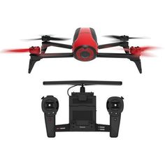 Parrot Bebop 2 Quadcopter Drone with HD Video Skycontroller Bundle