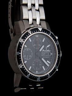Prometheus CR-1 chronograph watch (have)