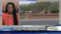 'Attending College Shouldn't Cost Me My Faith': Univ Deactivates Christian Group