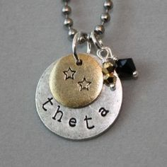 Theta - Stars - hells bells ladies - I would wear this still =)