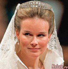 Tiara of the Belgian Royal Family