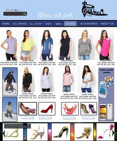 its my website