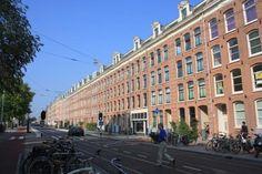 Wederom een fraaie opdracht :-) Jonker BV start met met installatiewerk deel 1 van de 101 woningen funderingsherstel Eigenhaard aan de Marnixstraat eo in Amsterdam :-)