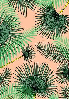 tropical print | Tumblr