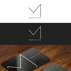 Love the lines of this, especially on a business card Car Logo Design, Graphisches Design, Minimal Logo Design, Modern Logo Design, Corporate Design, Business Card Design, Logo Design Trends, Arquitectura Logo, Logo Branding