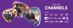 Freesat Channels - Free Satellite TV, HD and Radio Channels