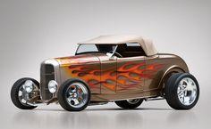 1932 Ford Custom High Box Roadster