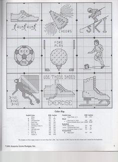Sports & Color Key