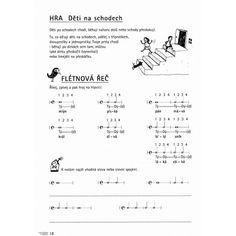 zobcová flétna noty pro děti - Hledat Googlem Sheet Music, Math, Music Score, Math Resources, Music Notes, Music Sheets